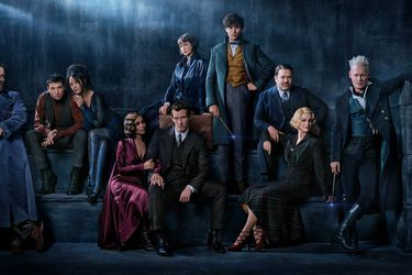 J.K. Rowling revela detalles de nuevo personaje en Animales Fantásticos y dónde encontrarlos