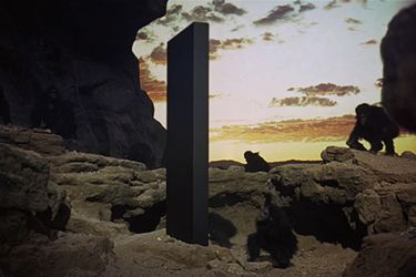 Un misterioso objeto que apareció en Utah es comparado con el monolito de 2001: Odisea del espacio