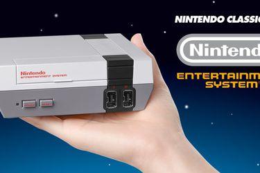 Nintendo anuncia que las NES Classic regresará en 2018