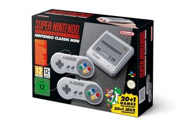 La especulación por la Super Nintendo Classic Edition disparó sus precios en Ebay