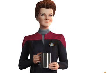El primer vistazo al regreso de la Capitana Kathryn Janeway en Star Trek: Prodigy