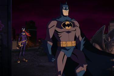 Vean el inicio de la película animada de Batman y Las Tortugas Ninja