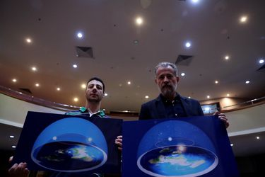 En el V centenario de Magallanes, el terraplanismo gana adeptos en Brasil
