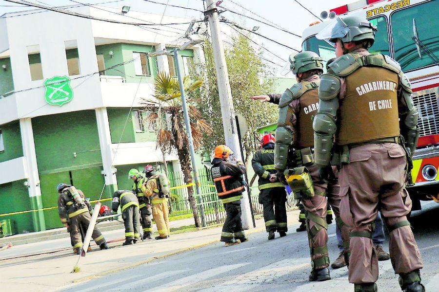 Imagen Bomba Comiseria Huechuraba 84