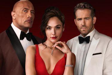 Dwayne Johnson y Ryan Reynolds quieren detener a Gal Gadot en el nuevo tráiler de Red Notice