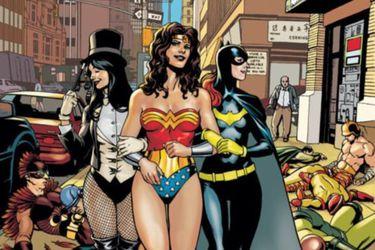 Los planes de WarnerMedia para las adaptaciones de DC contemplarían proyectos de Zatanna y Batgirl