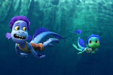 El director de Luca explicó cómo usaron escenas surrealistas para desenvolver al protagonista de la nueva película de Pixar