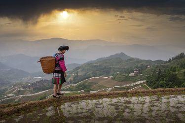 China insta a su población a volver al campo