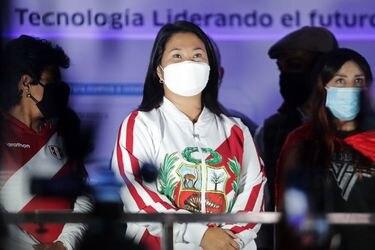 Partido de Keiko Fujimori solicitó auditoría informática de las actas electorales
