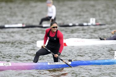 María José Mailliard cierra con un bronce su participación en el Mundial de Canotaje