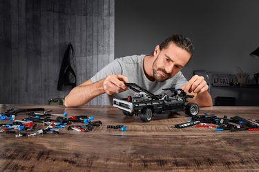Un Dodge Charger de Lego para sentirse como Toretto