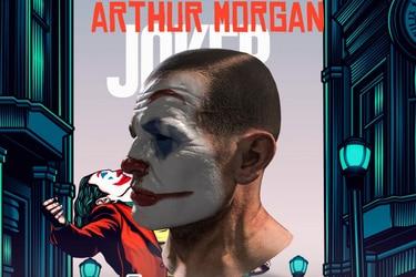 Red Dead Redemption 2 ya tiene sus primeros 'mods' y Arthur Morgan se convierte en Joker