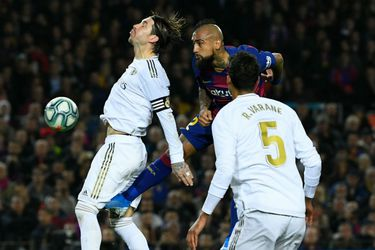 Arturo Vidal vs Real Madrid | 18/12/19