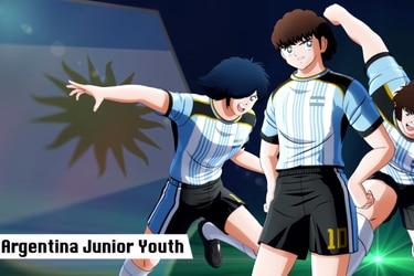Captain Tsubasa: Rise of New Champions estrena nuevo tráiler centrado en los jugadores de la selección argentina
