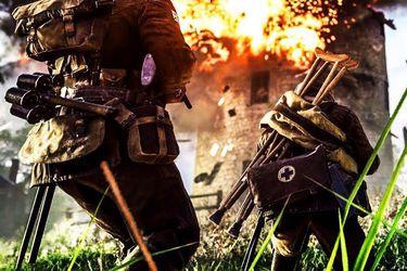 Los mapas de Battlefield 6 admitirían hasta 128 jugadores por partida