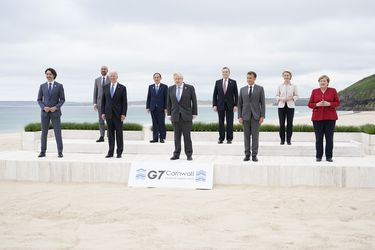 El G7 se reúne en Inglaterra para hablar del clima y las vacunas contra el Covid-19