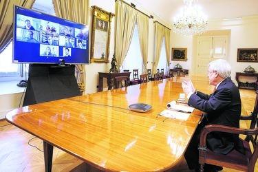 Retiro de fondos de AFP: Presidente Piñera asume protagonismo en gestiones para evitar nueva derrota