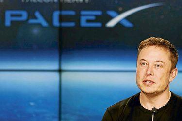 SpaceX construirá nuevo cohete para ir al espacio