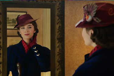 Un nuevo clip presenta el regreso de Mary Poppins