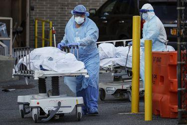EE.UU. registra más de 65 mil casos de coronavirus en 24 horas