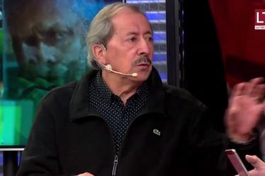 """Pollo Véliz: """"¿Qué pasa con Abreu? No lo muestran ni en Fantasilandia"""""""