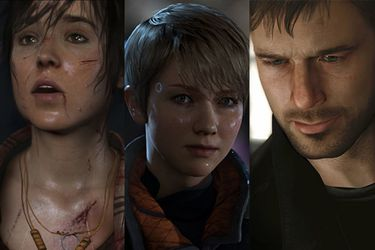 Heavy Rain, Beyond: Two Souls y Detroit: Become Human llegarán a PC a través de la Epic Games Store