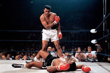 Muhammad Ali y la historia de una foto ícono del deporte
