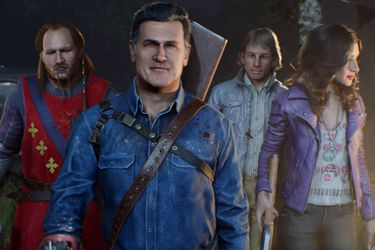 Poseídos y mucho gore: El juego de Evil Dead lo tiene todo para ser una joya sangrienta para los fans de la saga