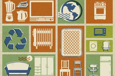 ¿Cómo deshacernos de muebles y electrodomésticos que ya no usamos?