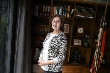 """Mariana Aylwin (Independiente): """"Cualquier derecho para un mejor bienestar pasa porque en el país haya gobernabilidad"""""""