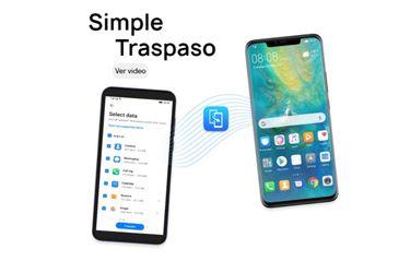 HUAWEI Mate 30 pro: cómo transferir tu información fácilmente a un nuevo dispositivo con Phone Clone