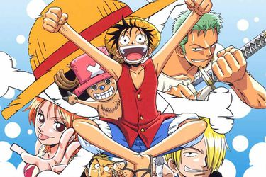 El primer arco del anime de One Piece llega a Netflix en octubre