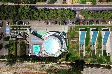 Con parques públicos y estacionamientos subterráneos: así será el proyecto de Youtopia en el antiguo Balthus de Vitacura