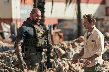Zack Snyder eliminó un desnudo frontal zombie de Army of the Dead