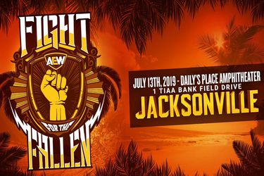 Fight for the Fallen será el segundo evento de All Elite Wrestling