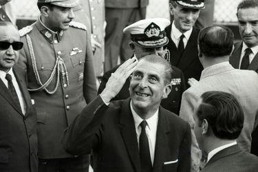 """El recuerdo del """"Naranjazo"""": la contienda que llevó a la derecha a apoyar a Frei para impedir el triunfo de Allende"""