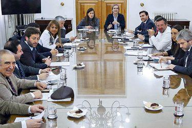 """Oficialismo acuerda encuentro para revisar """"legado"""""""