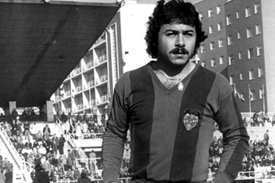 Carlos Caszely en Levante