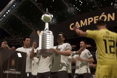 Colo-Colo ganó la Copa Libertadores que simuló la Conmebol