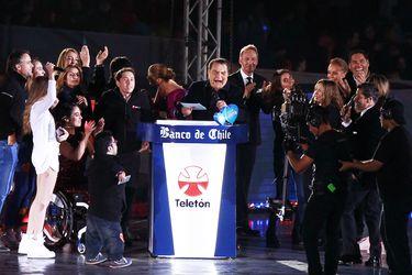 ¡Teletón 2017 supera la meta!