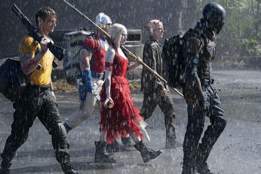 The Suicide Squad por ahora tiene un 100% en Rotten Tomatoes - La Tercera