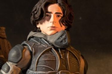 La Casa Atreides es el foco de las nuevas figuras de Dune realizadas por McFarlane Toys