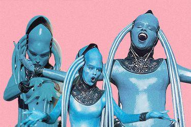 Lo que la alienígena azul de El quinto elemento me enseñó sobre la belleza