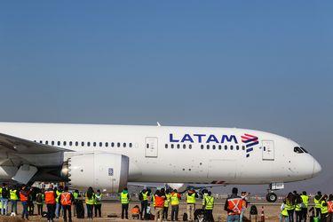 Standard & Poor's reduce nota de Latam Airlines