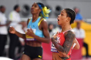 Campeona mundial de atletismo es suspendida por saltarse tres controles antidopaje