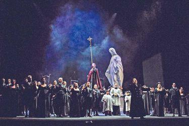 Tosca: artistas, revolución y un amor fatal
