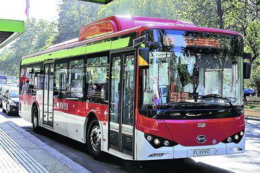 El silencioso beneficio de los buses eléctricos