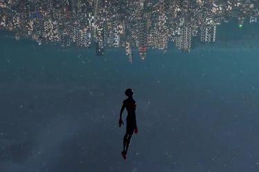 Recrearon la escena del salto de Into the Spider-Verse en Spider-Man: Miles Morales