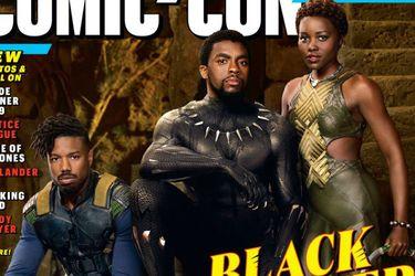 Black Panther se toma la edición anual de Comic-Con para Entertainment Weekly