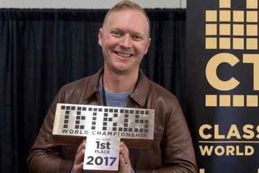 Ha muerto Jonas Neubauer, el heptacampeón campeón mundial de Tetris